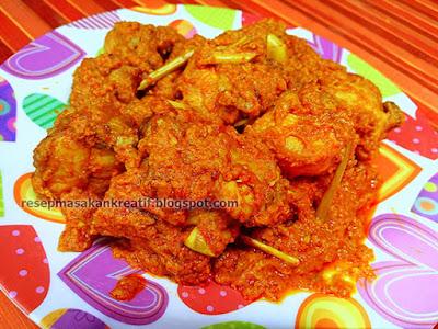 Resep Ayam Bumbu Bali Base Genep