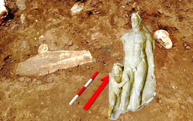 Εξαιρετικές  αρχαιότητες αποκαλύφθηκαν στην Τήνο