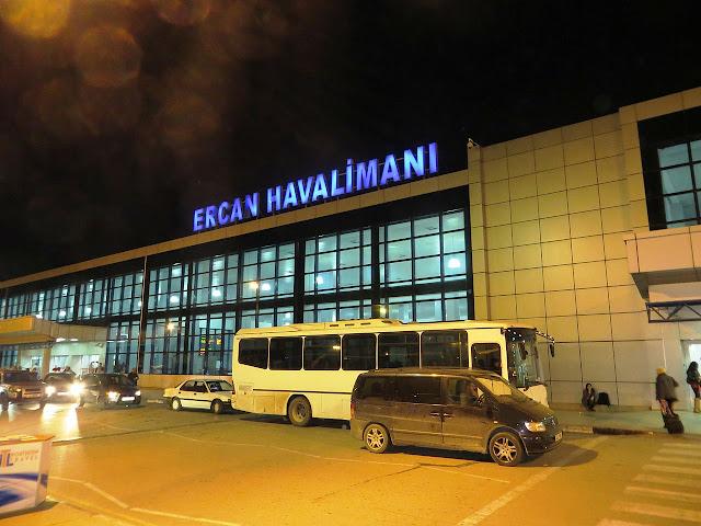 Аэропорт Эрджан (Ercan) в Северном Кипре - чем грозит проезд через него?