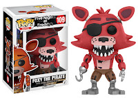 Funko Pop! Foxy the Pirate