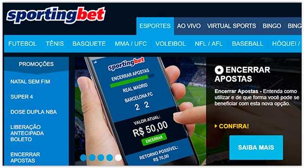 Sportingbet - Um dos Melhores Sites de Apostas para Brasileiros