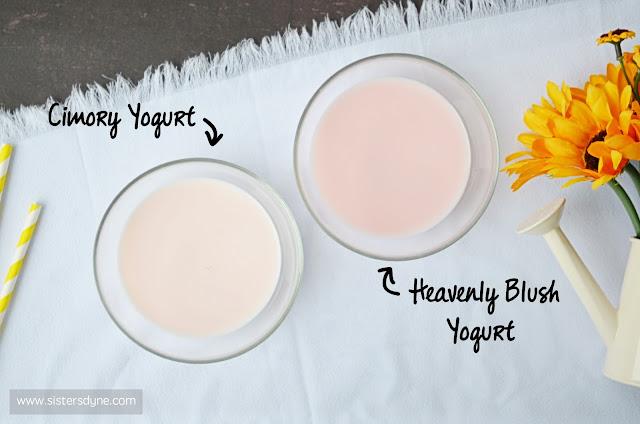 takaran nutrition yogurt heavenly blush yogurt dan cimory yogurt