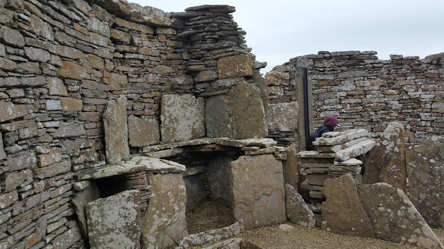 Stone village in Orkney proves one of a kind