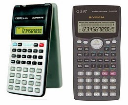 Scientific Calculators Flat 40% Off- starts Rs.210 Only @ Flipkart (Limited Period Offer)