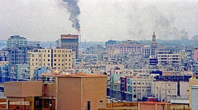 Fotografías de la vida en Cuba en 1981