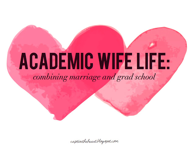 advice for grad school couples, advice for PhD couples, Catholic couples advice, advice for catholic couples in grad school, academic married life, can you go to grad school and still have a good marriage, catholic weddings, catholic brides, catholic bride blog, catholic wedding blog, catholic wedding planning, catholic marriage prep, advice for catholic couples in school, wedding blog for catholic brides, captive the heart