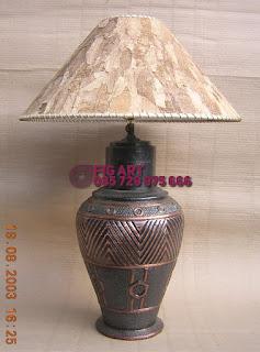 Lampu TIdur Duduk Dan Tempel