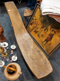 mueble africano de el desembalaje de arriondas