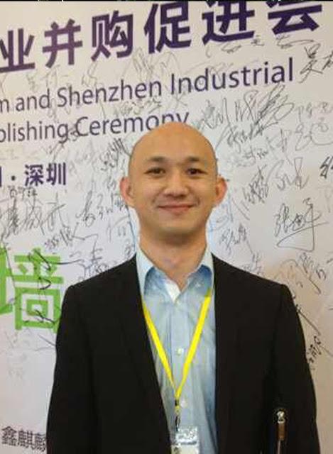CEO Mr.Hu from Loevet lighting-professinal LED panel light manufacturer in China