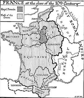 fue constituido el condado de Ausona bajo el gobierno del conde Borrell.