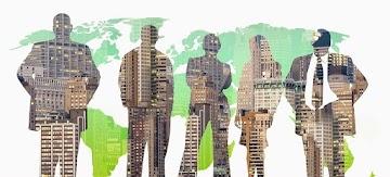 Agora, apenas cinco homens possuem quase tanto riqueza como metade da população mundial