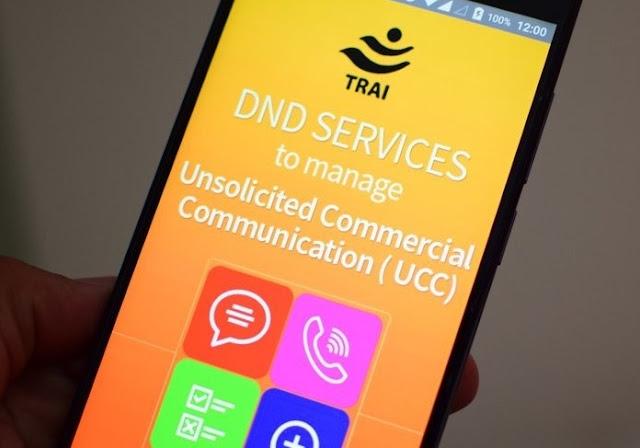 TRAI DND App Finally Arrives - FBARA
