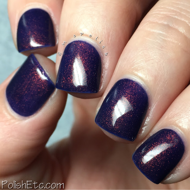 Takko Lacquer - Kiss the Sky - McPolish