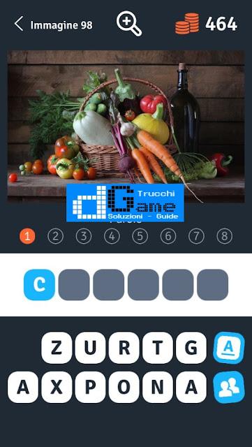 Soluzioni 1 Immagine 8 Parole soluzione livello 91-100