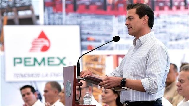 Mexican President Enrique Pena Nieto declares 1.5 billion barrel oil and gas discovery
