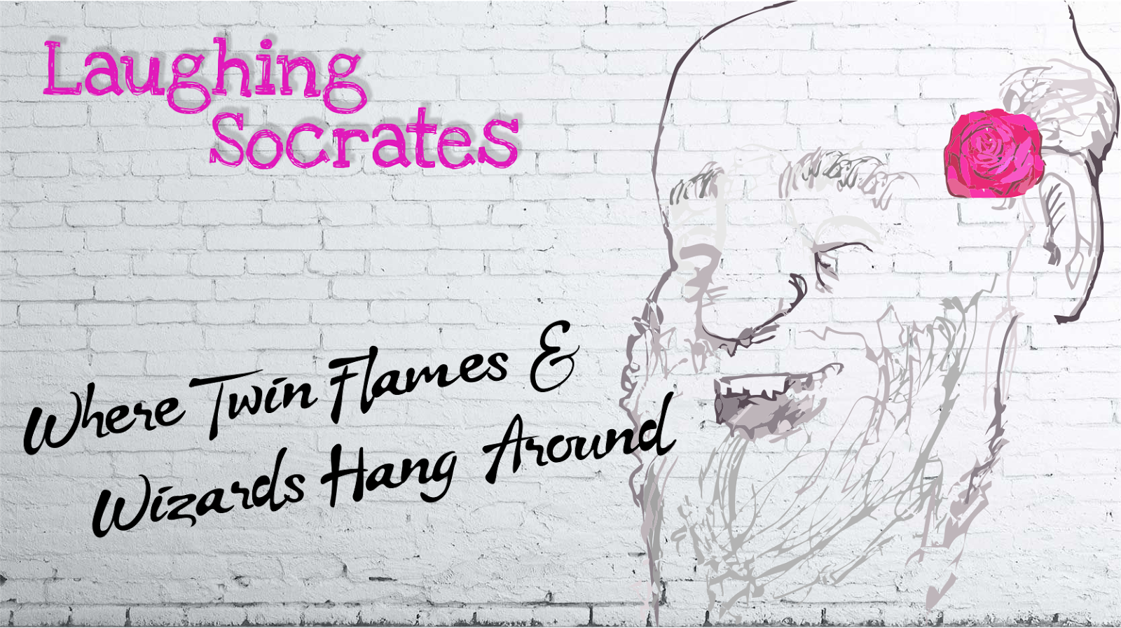 laughing socrates