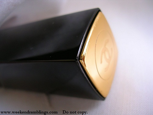 Chanel Rouge Allure Lipstick Captive 76