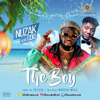 Download Video: Nuzak Ft. CDQ – The Boy