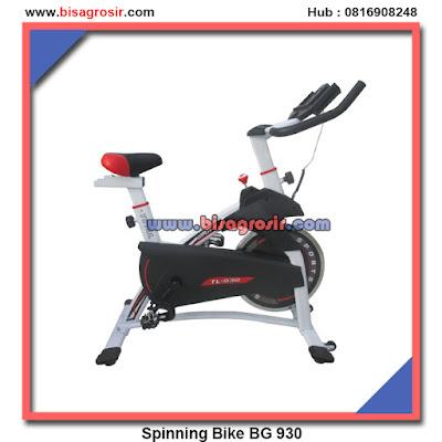 Spinning Bike Total Fitnes BG 930 Alat Olahraga Paling Laris