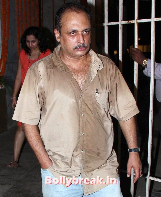 Piyush Mishra, Bollywood Celebs at Kangana Ranaut Birthday Bash Pics