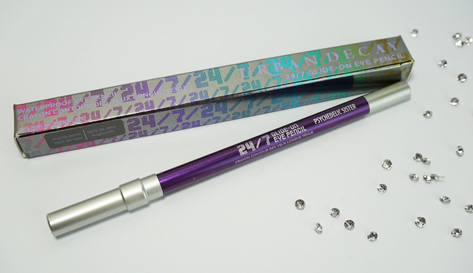 Urban Decay - 24/7 Glide-On Eye Pencil (Psychedelic Sister)