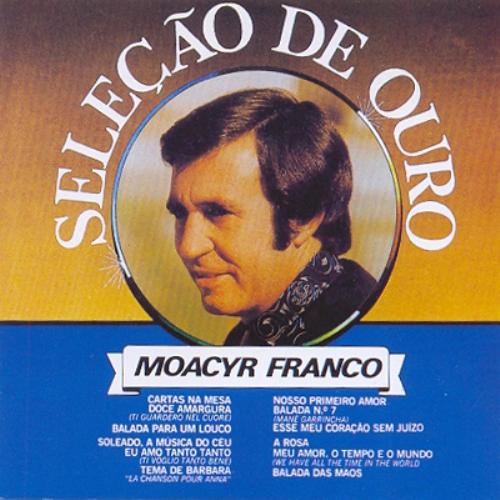 cd mp3 moacyr franco