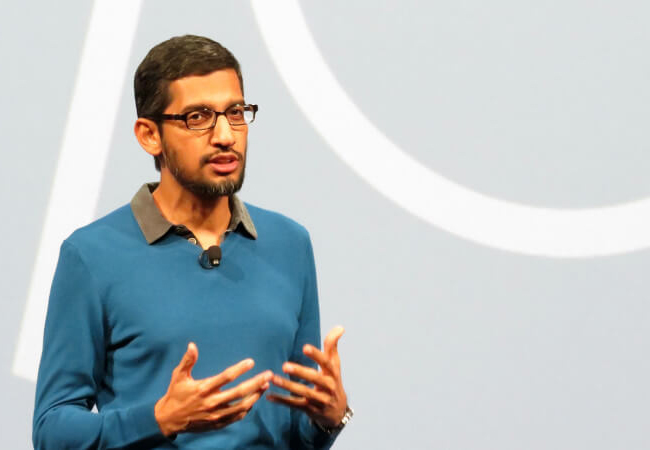 Tinuku Google told India favours free flow of cross border data