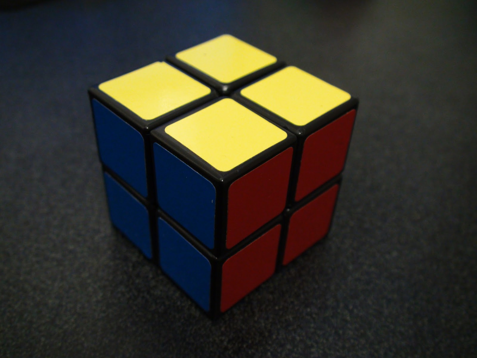 Uberzj's Cubes: 2x2 - Beginner Method