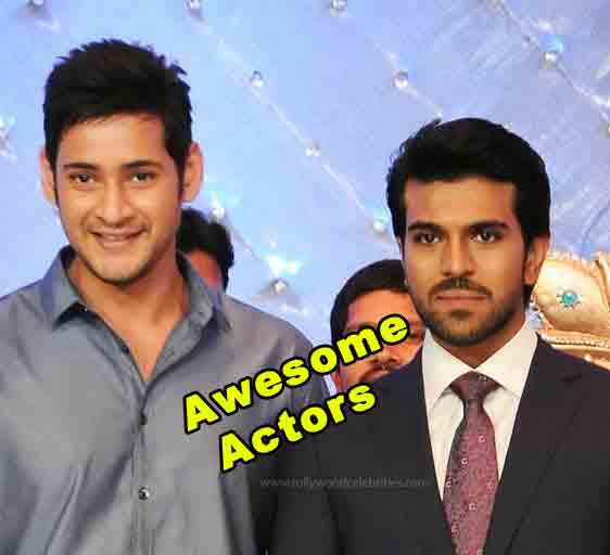 Mahesh Babu With Ramcharan ?