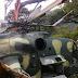 Présence des rebelles du M23 dans le triangle situé à la frontière entre la RDC, l'Ouganda et le Rwanda : Les images exclusives du crash des hélicoptères FARDC