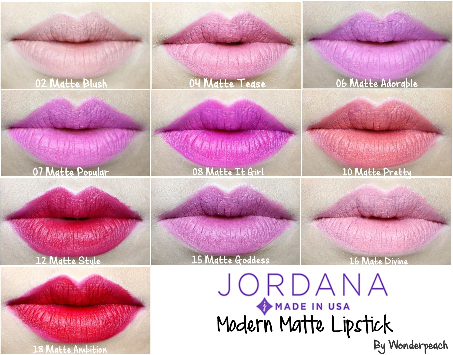 Image result for jordana sweet cream matte