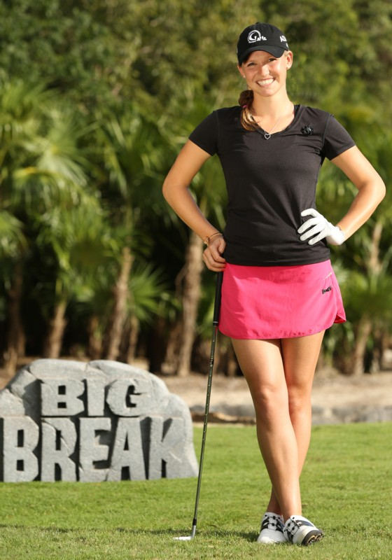 Golf Babes: Big Break Mexico: Emily Talley