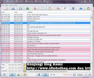 Download Jubler, Subtitle Editor Kecil yang Handal
