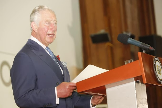 Ghana Has Become An Example to Other Nations - Prince Charles