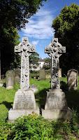 Grave Stones Jesmond Old Cemetery