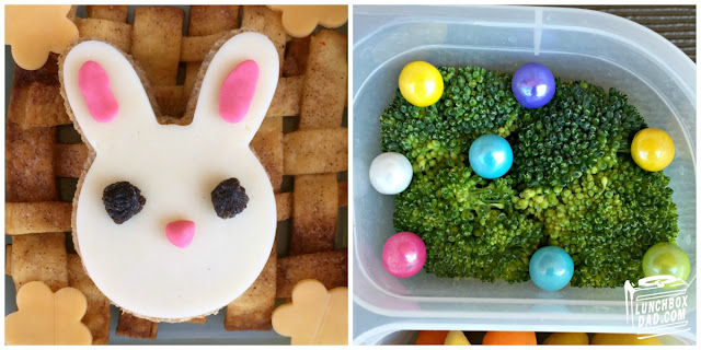 Easter bento lunch
