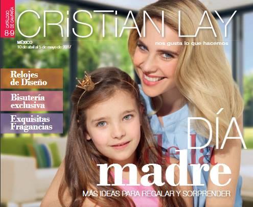 catalogo cristian lay campaña 8 y 9 2017