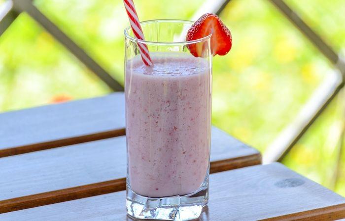 Jus Sirsak Mix Buah Strawberry