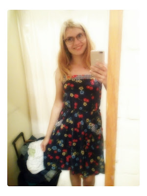 Mango Dress 2nd Hand Thrift Shop Zooe Deschanel