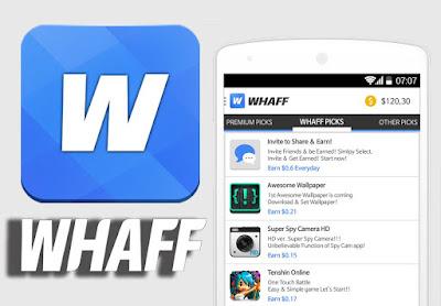 تطبيق WHAFF  لربح اكثر من 15$ يوميا بطريقه سهله و بدون مجهود..حمل التطبيق الان!