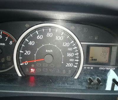 Musim banjir, hati-hati mobil calya sigra bisa membuat error sensor SRS Airbag.