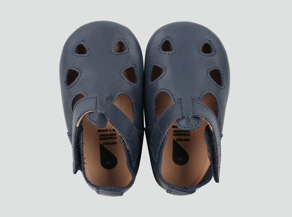 V pavučině  Barefoot sandály pro děti 425915f500