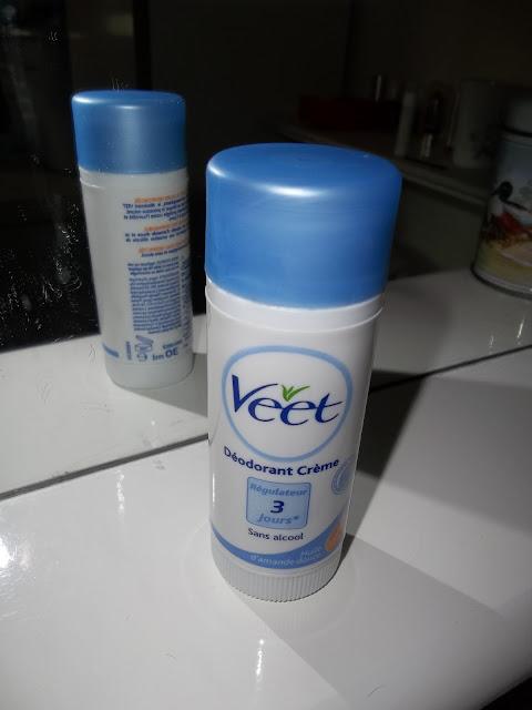 Déodorant Crème - Veet