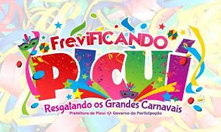 Prefeitura de Picuí realizará o 'Frevificando' durante o carnaval de rua 2017