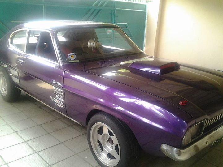 mobil klasik sport dijual ford capri mk ii th 70 bogor lapak mobil dan motor bekas. Black Bedroom Furniture Sets. Home Design Ideas