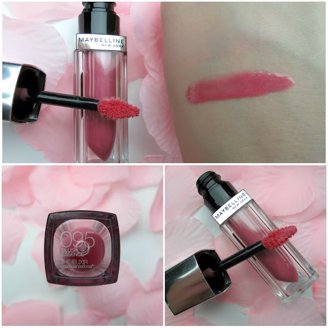 Maybelline Color Elixir Gloss in Blush Essence