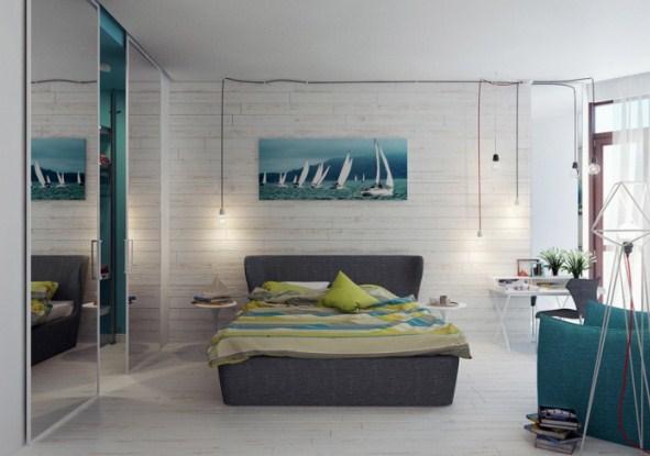 Contoh Model Dekorasi Rumah Bernuansa Bahari yang Unik
