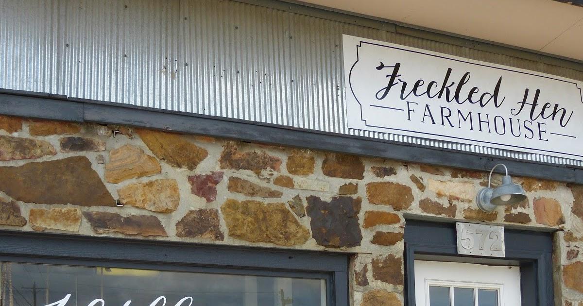Monica Wilkinson Freckled Hen Farmhouse