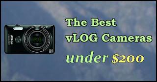 best vlogging camera under 200 reviews