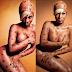 Marlo Hampton poses nude as Lil Kim for Halloween